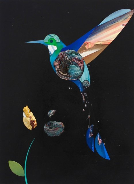 , 'Hummingbird II,' , Unit London