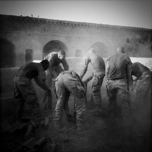 Dima Gavrysh, 'From the series Inshallah, Kandahar #4', 2011, Circuit Gallery