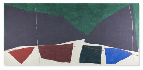 Ray Parker, 'Untitled,' 1982, Nikola Rukaj Gallery