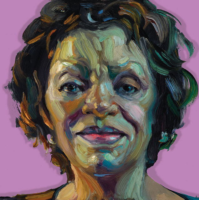 , 'Woman no. 10,' 2008-2015, Nancy Toomey Fine Art