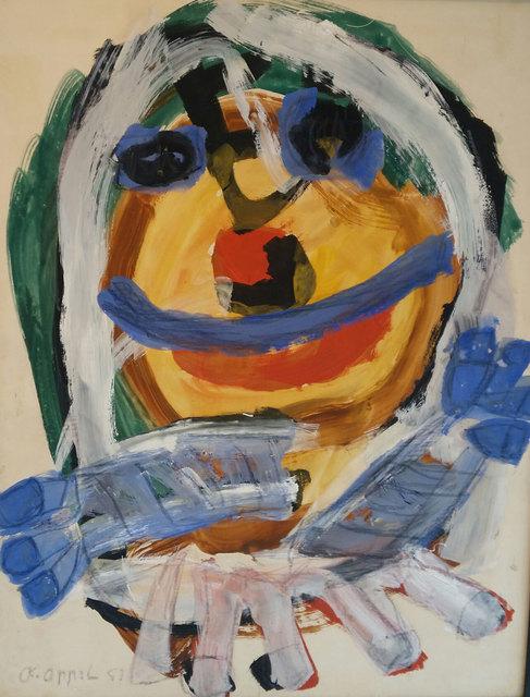 , 'Untitled,' 1953, Galerie Van der Planken
