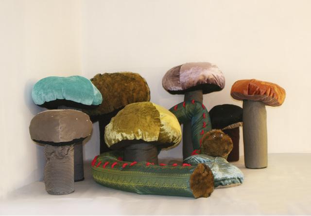 , 'Fungos Myriapoda,' 2012, Anaid Art
