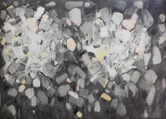 , 'Burning snow I,' 2017, Gowen Contemporary
