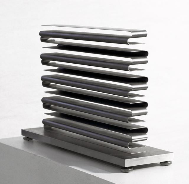 , 'Mauer, zweiachsig geschnitten,' 2003, Hollis Taggart