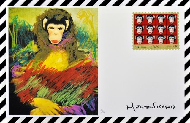 , 'Carta a….8,' 2012, Polígrafa Obra Gráfica
