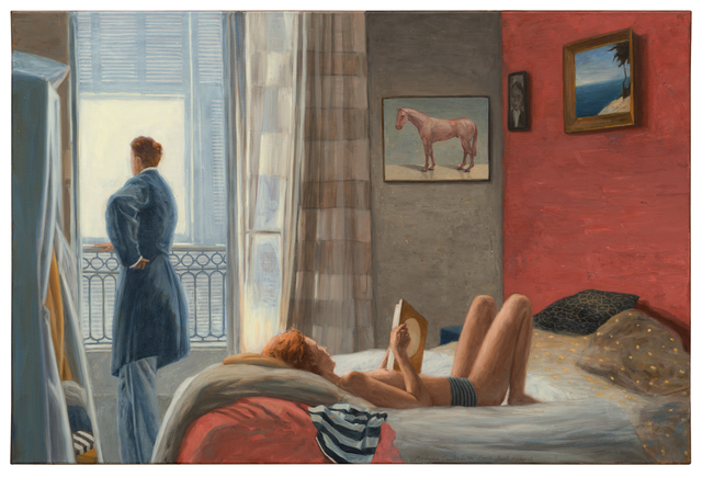 , 'Madame Caillebotte,' 2017, Gallery LVS