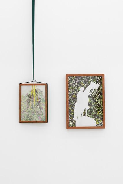 Adele van Heerden, 'Suspense (left)', 2019, Gallery MOMO