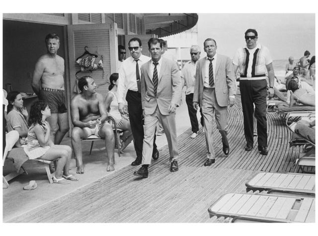 , 'Frank Sinatra Boardwalk,' 1968, OSME Gallery