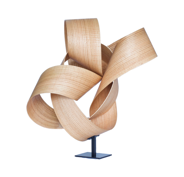 , 'Oak #4,' 2018, Galerie Isabelle Lesmeister