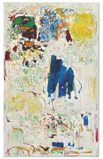 Joan Mitchell, 'Afternoon', Christie's