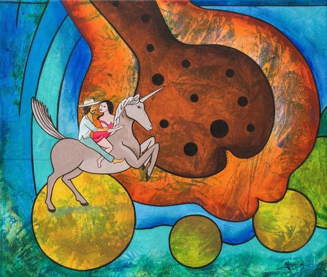 , 'Frutas tropicales I | Tropical Fruit I,' 2019, ArteMorfosis - Galería de Arte Cubano
