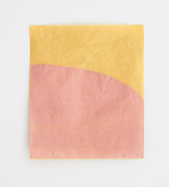 , 'portion,' 2016, Gallery Joe