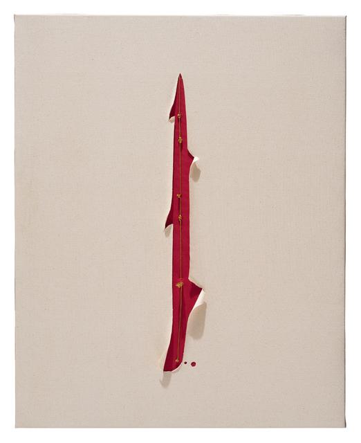 Chu Weibor, 'Aura 靈光', 2016, Mixed Media, Mixed media on canvas, Asia Art Center