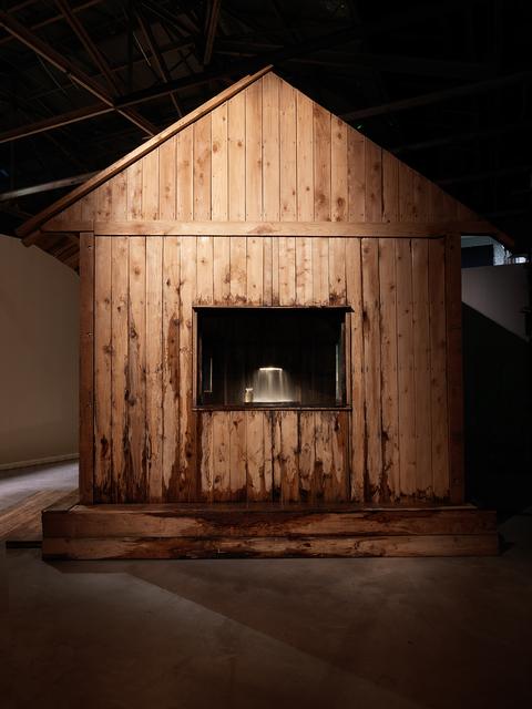 , 'Le Refuge (The Refuge),' 2014, Palais de Tokyo