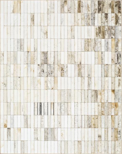 , 'White Quantum,' 2017, Joshua Liner Gallery