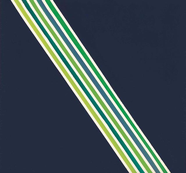 Sam Gilliam, 'Ribboned II', 1965, Berry Campbell Gallery