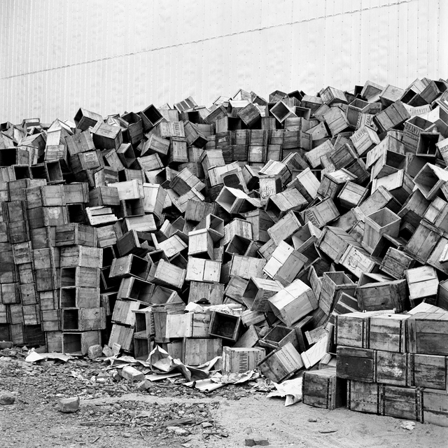 , '0114474 –Stacks of Boxes,' 2013, KP Projects