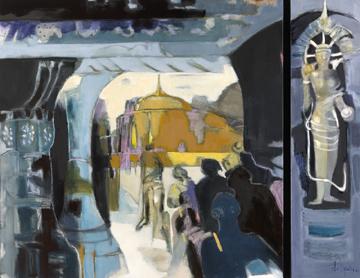 Renee DuRocher, 'Symbolic Journey', 2012, Zenith Gallery