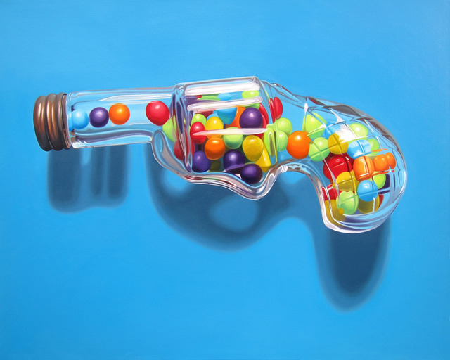 , 'I Want Candy – Blue,' 2018, Cris Worley Fine Arts