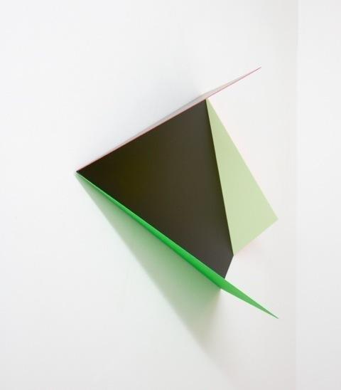, 'No. 362 - Fold,' 2013, BISCHOFF/WEISS