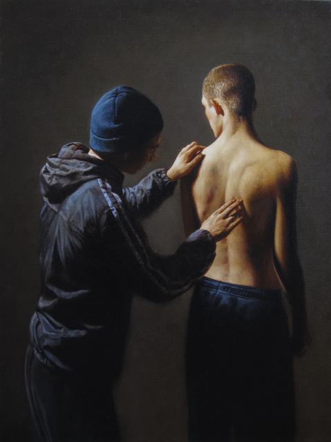 , 'Der 42. Breitengrad,' 2015, Maerzgalerie