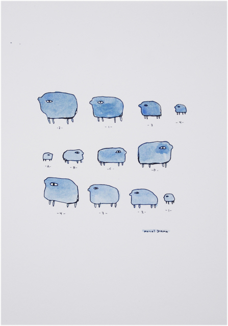 , 'Untitled (sheep),' ca. 1999, Galerie BAC
