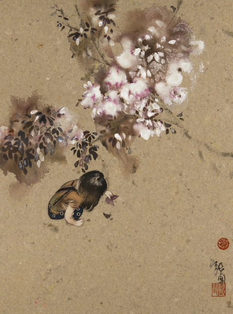 ZHANG WEN 张闻, 'Finding Treasures ', 2014, White Space Art Asia