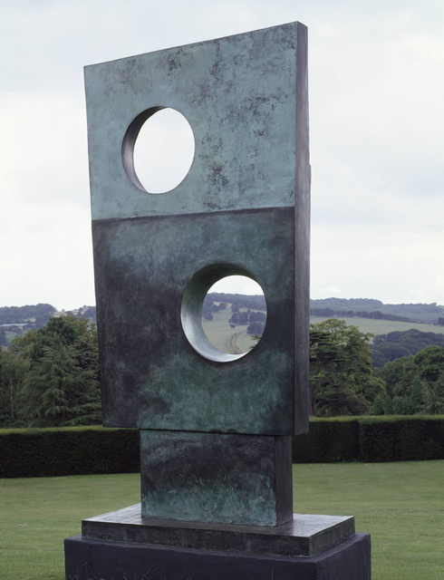 , 'Squares with Two Circles,' 1963, Tate Britain