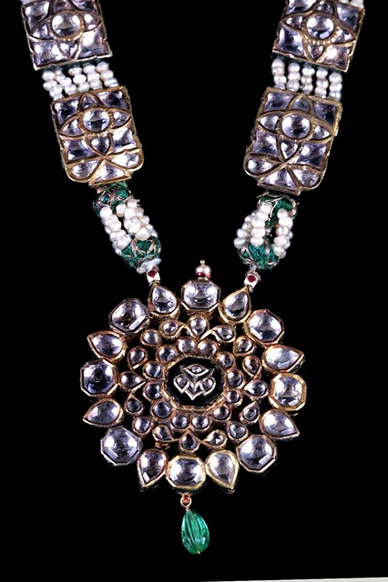 , 'Maharaja to be Necklace with Medallion,' ca. 1925, Muzeion Gallery