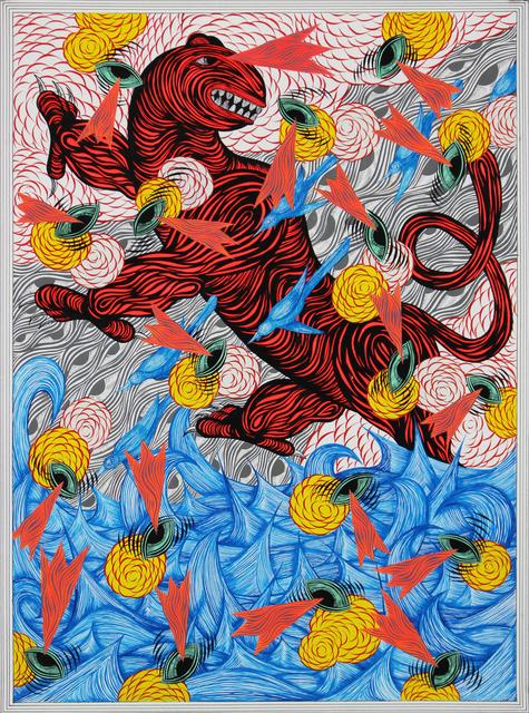 , 'Beast in Rising Waters,' 2018, Galerie Droste