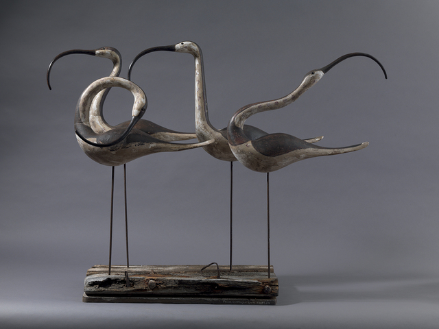 , 'Four Curlews I,' , Dowling Walsh