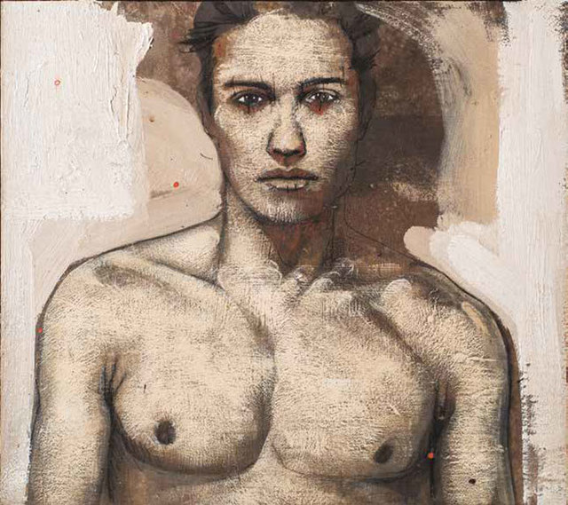 , 'BeBop Diary 25,' 2016, Aria Art Gallery