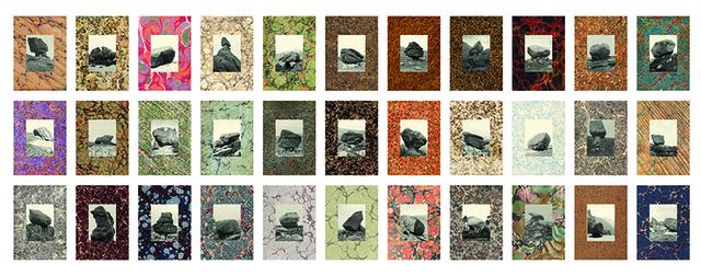 , 'Erratic Marbles,' 2014, Baró Galeria