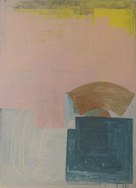 , 'Plinth,' 2015, Cob