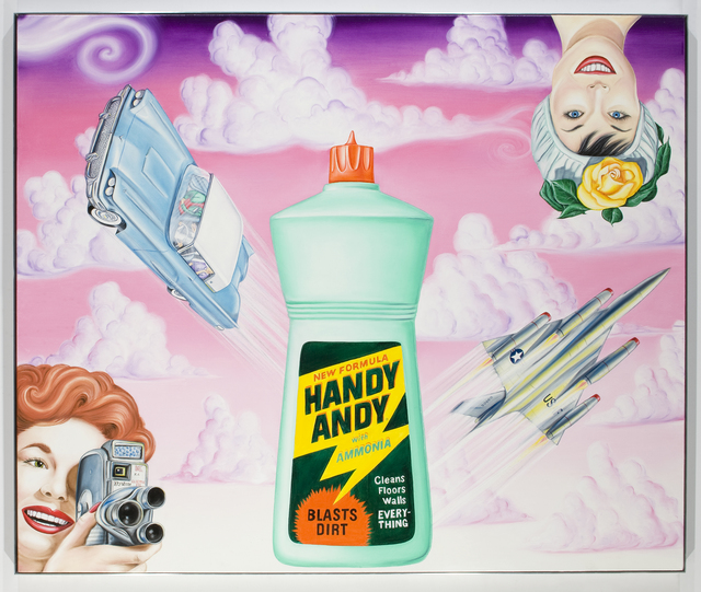 , 'Handy Andy,' 2008, David Klein Gallery
