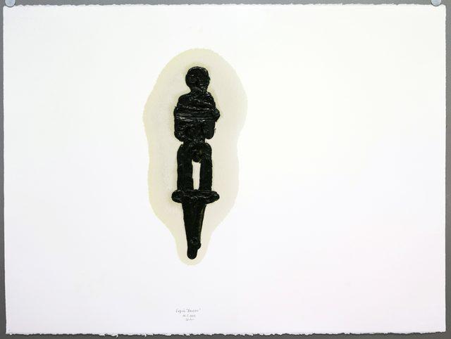 , 'd'après Vaudou, 16/05/12,' 2012, Galerie Nathalie Obadia