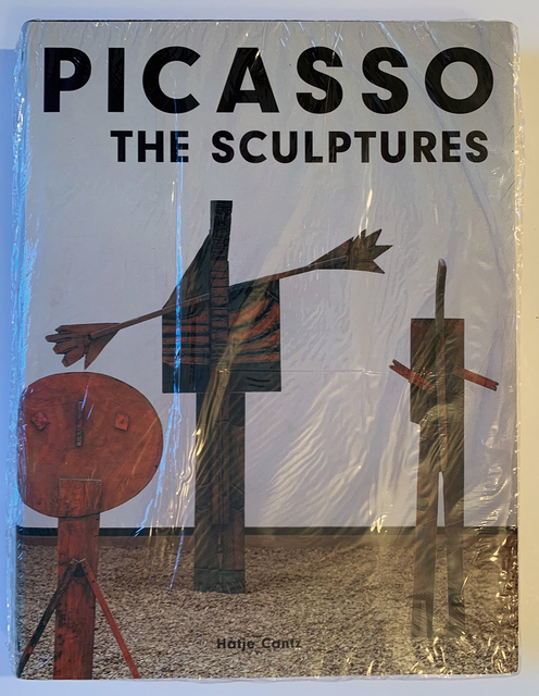 Pablo Picasso, 'Picasso: The Sculptures: A Catalogue Raissone Of The Sculptures', 2000, David Lawrence Gallery