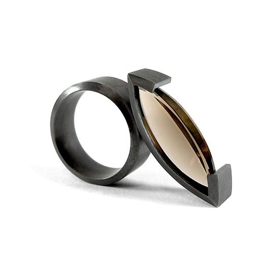 , 'Ring SR-SBQ.1,' 2013, Iker Ortiz