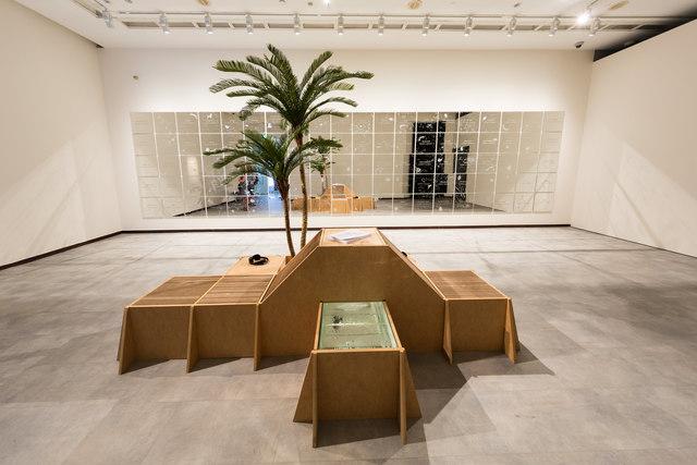 , 'Desert Islands,' 2009, Singapore Art Museum (SAM)