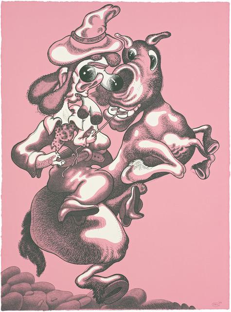 , 'Cowboy Dentist,' 1983, Pace Prints
