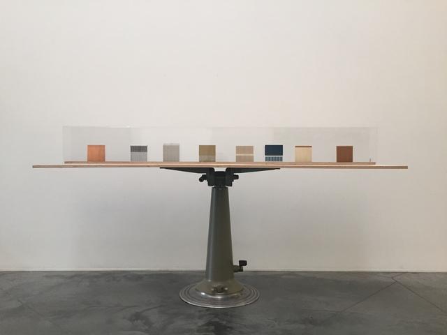 , 'Eight Walls,' 2018, Tatjana Pieters