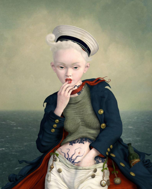 Ray Caesar, 'Tainted by the Sea', 2017, GALERIE BENJAMIN ECK