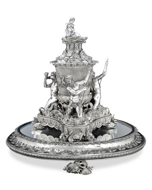 , 'The Royal Ice Pail,' 1827, M.S. Rau Antiques