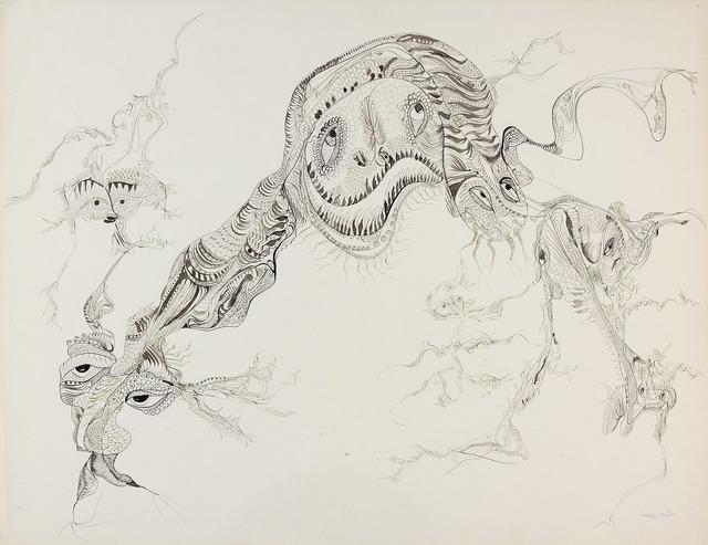 , 'Untitled,' ca. 1963, Ubu Gallery