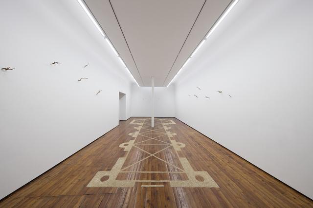 , 'Bird's-eye View,' 2019, Galleria Fumagalli