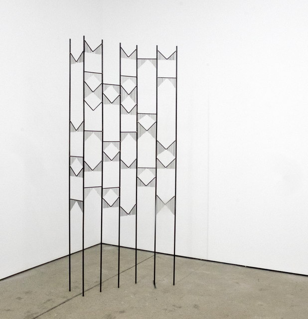 , 'Chain Screen,' 2018, Mother Gallery