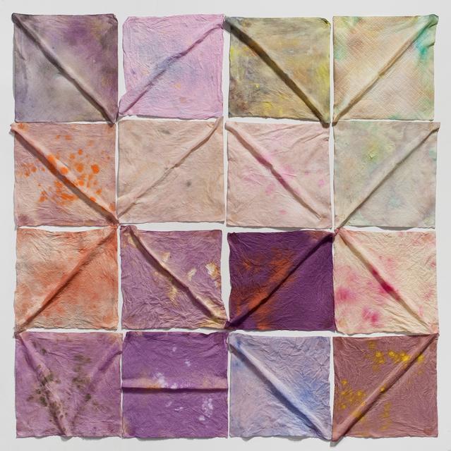 Johannes VanDerBeek, 'Towel Tablet 6', 2010, Feuer/Mesler