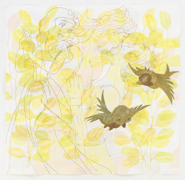 , 'Die Leiden des jungen Werther,' 2012, Tina Kim Gallery