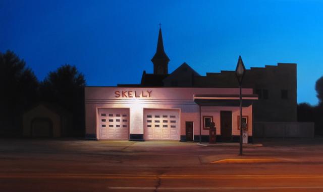 , 'Skelly,' 2017, George Billis Gallery