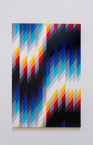 , 'Chromadynamica 56,' 2018, Magda Danysz Gallery
